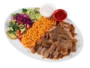 Talerz Kebab M