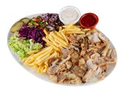 Talerz Kebab S