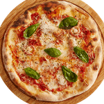 Pizza Margerita (1,7)