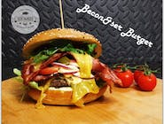 Cheese&Bacon Burger XXL zestaw