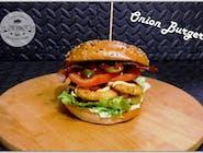 Onion Burger zestaw