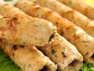 Chicken Seekh Kebab HALF (4 Pcs) (ostre 1)
