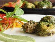 Chicken Pahadi Kebab HALF (4 Pcs) (ostre 3))