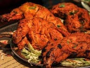 Tandoori chicken FULL (8 Pcs) (ostre 1)