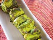 Hariyali Paneer Kebab FULL (8 Pcs) (ostre 1)