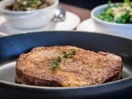 Steak wołowy z antrykotu ok. 250g