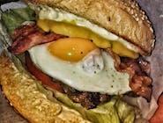 Burger Pac Jajco duży 200g