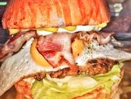 Burger Pac Jajco mały 100g