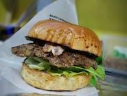 Burger Pac Bekon -  Zestaw  duży 200g