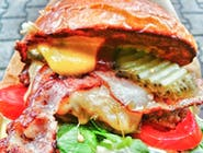 Burger Pac Cheese&Bekon