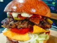 Burger Pac Mexico -  Zestaw