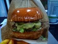 Burger Pac Cheese mały 100g