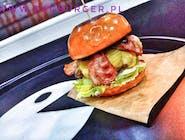 Burger Pac Wypas duży 200g