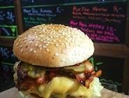 Burger Pac Wypas -  Zestaw