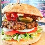 Burger Pac Retro 90'