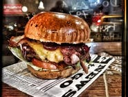 Burger Pac Wypas -  Zestaw  duży 200g