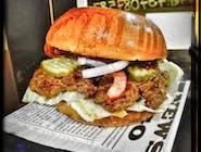 Burger Pac Bekon  duży 200g