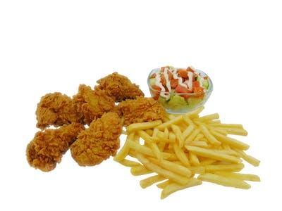 Chicken menu