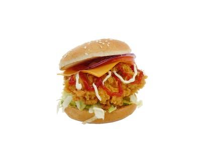 Cheese Felix Burger