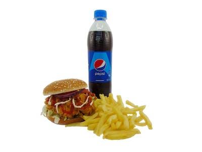 Felix Burger Menu