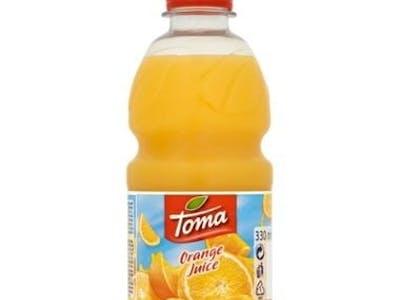 Sok Toma Pomarańcz