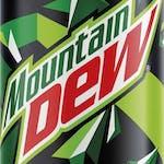 Mountain Dew plech