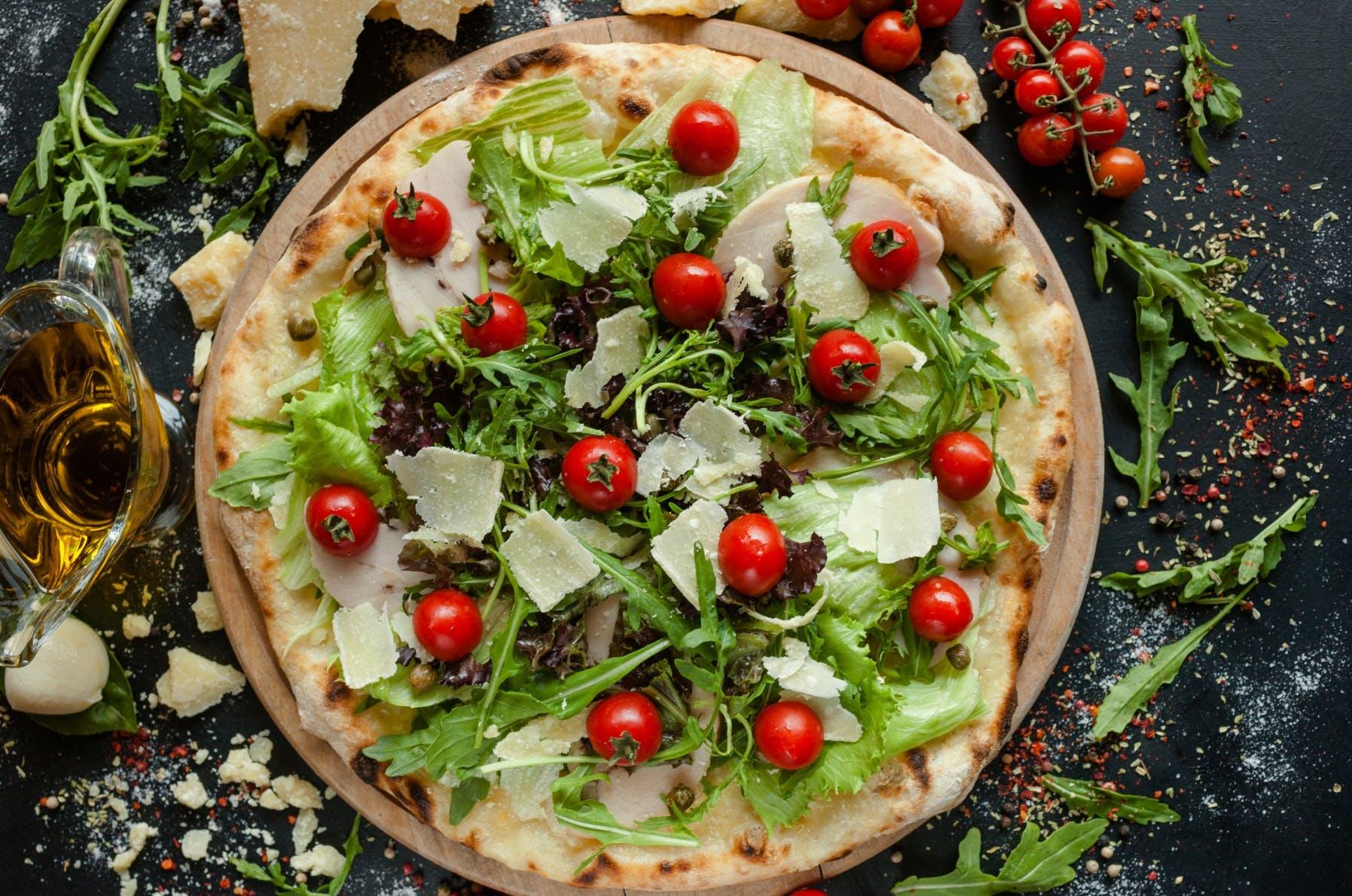 Pizzeria Davinci Bydgoszcz Pizza Z Wloskiej Restauracji