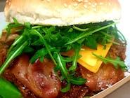 Burger XXL Pulled Pork