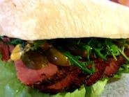 Burger XXL Pastrami Wołowe