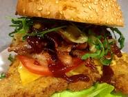 schab burger
