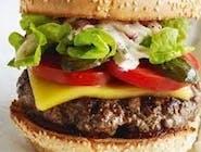 Burger wołowy XXL