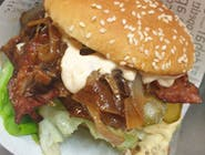 Burger z kurczakiem