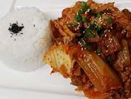 Kimchi Bokum Dup - Bap