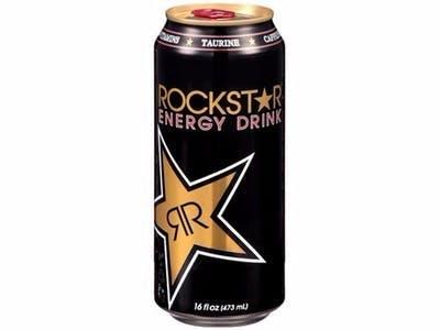 Rockstar energy drink classic