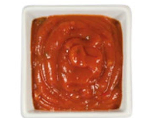 meksykańska salsa 1/2 ostrości