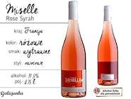 Miselle Rose Syrah 0,75 l