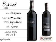 Basiano Tinto 0,75 l