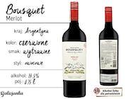 Bousquet Merlot 0,75 l