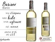 Basiano Blanco 0,75 l