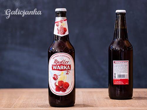 Warka Radler Malina-Cytrusy 0,5 l
