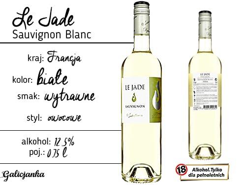 Le Jade Sauvignon Blanc 0,75 l
