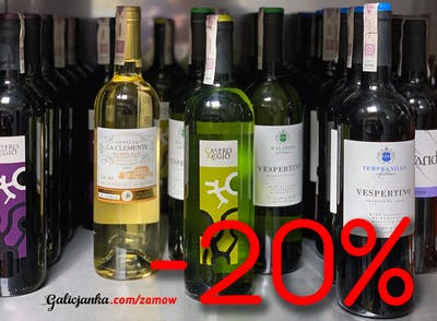 Wino -20%