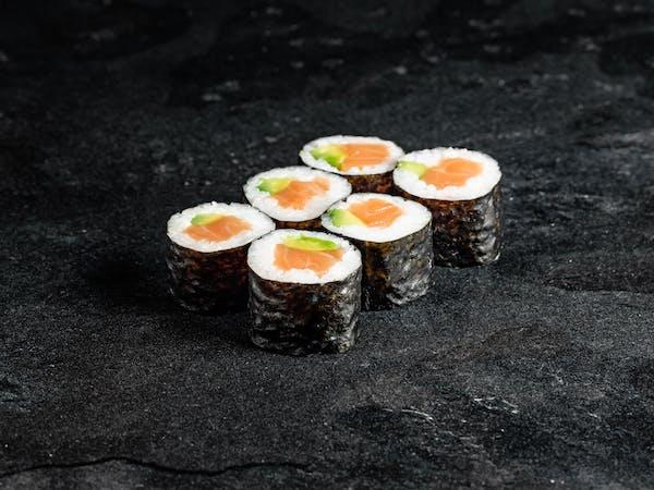 Sake awokado maki