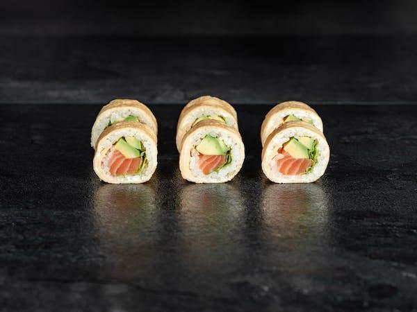 Tamago roll sake