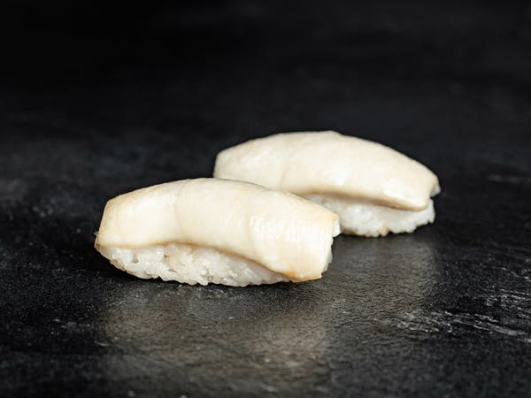 Nigiri butterfish grill