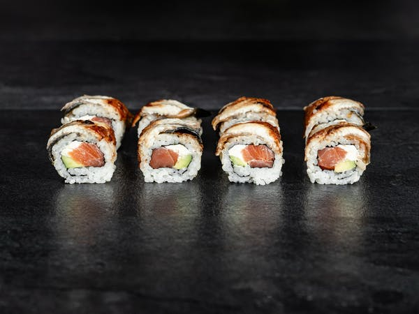 Gold Dragon roll
