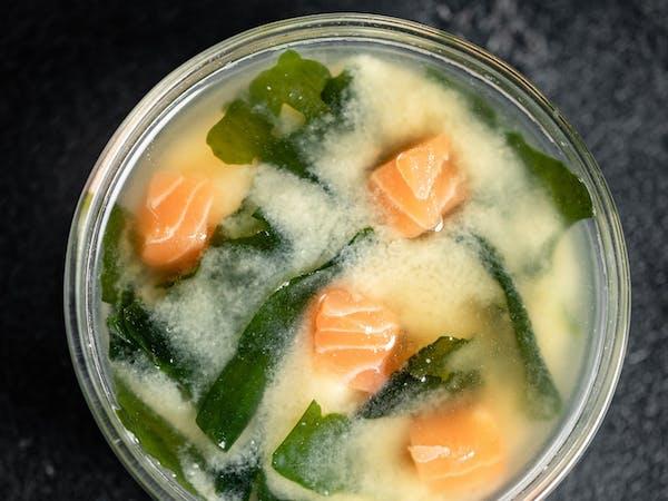 Zupa sake miso 250ml