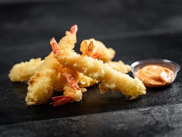 Ebi tempura 6 szt