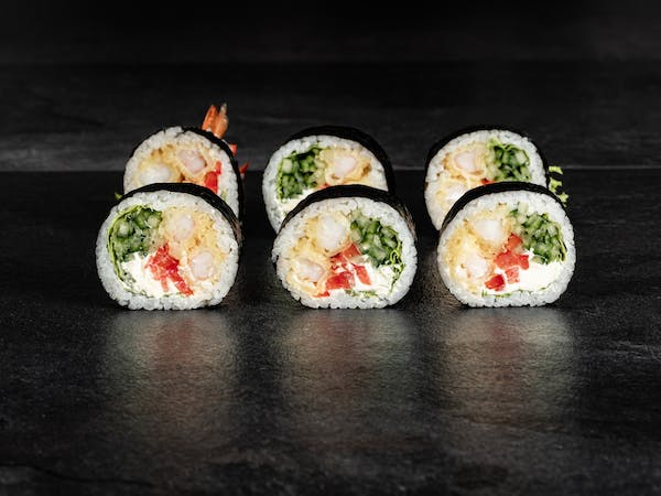 Futo ebi ten roll