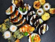 Set Hiroszima tempura 24szt